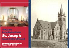 Restexemplare: 100 Jahre Pfarrkirche St. Joseph