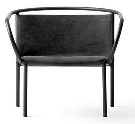 Afteroom fotel czarny