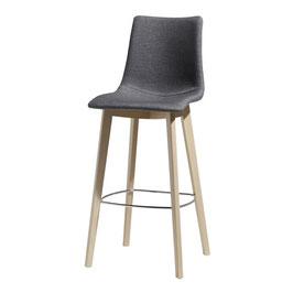 Krzesło barowe ZEBRA POP