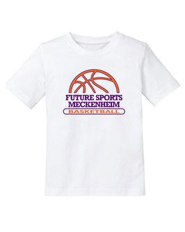 FS T-Shirt weiß mit Logo und Wunschname