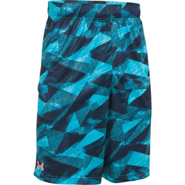 Under Armour SC30 Aero Wave Printed Short Island Blues / Island Blues