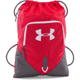 Under Armour Undeniable Sackpack Red / Graphite / White