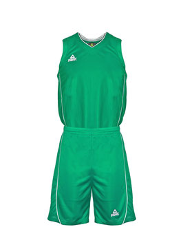 PEAK Herrenset Green / White