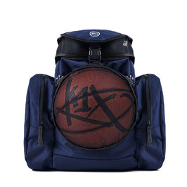 K1X CAMP BACKPACK navy mit BALLNETZ