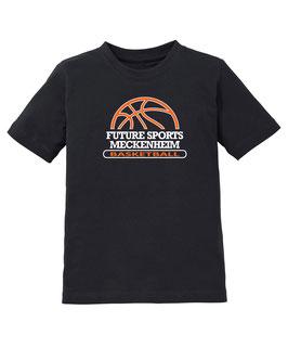 FS T-Shirt schwarz mit Logo und Wunschname