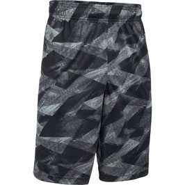 Under Armour SC30 Aero Wave Printed Short Black