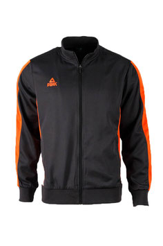 PEAK Referee Jacke Black Orange