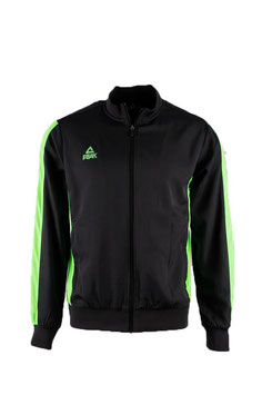 PEAK Referee Jacke Black Green