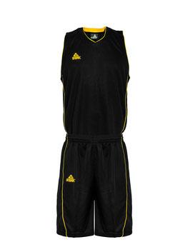 PEAK Herrenset Black / Yellow