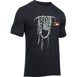 Under Armour For the Love Tee Black / White / White