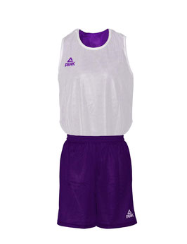 PEAK Wendeset Purple / White