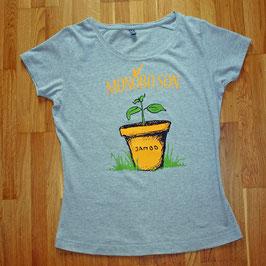 Shirt Jambo ♀ grau