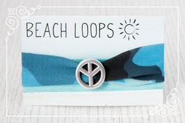 Beach Loop - Military blau