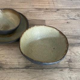 JOLO NATUR - Bowl, Müslischale, H 7 cm, Ø 15 cm