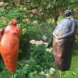 Gartenpaar, Hella und Hans