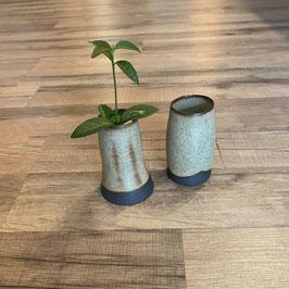 JOLO NATUR - Vase, H 9 cm, Ø 4 cm