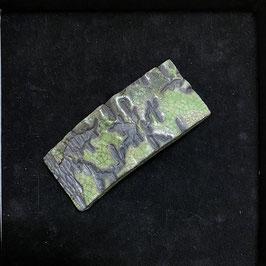 Haarspange, Grün