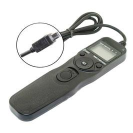 Télécommande intervallomètre pour Nikon D90, D5100, D700