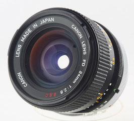 Canon 24mm 2.8 SSC monture fd