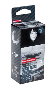 Lomography Earl Grey B&W 100 ISO 35mm 3 Pack