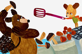20-35 : Les Ours gloutons (02/06 - 15h)