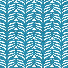 Luminaire XL motif Baleine coton sérigraphié