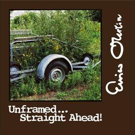 Enrico Merlin, Unframed... Straight Ahead! (CD, Limited edition)