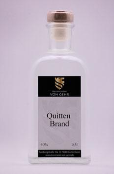 Quitten-Brand