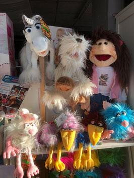 Living Puppets Verschiedene