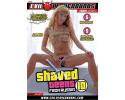 Shaved teens from Russia 10