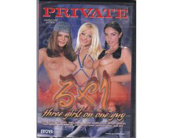Private: Three girls on one guy