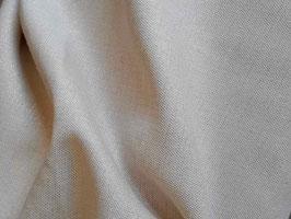 Coton à chevrons - Beige