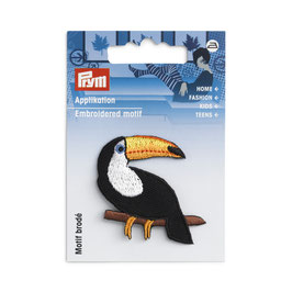 Appliqué toucan
