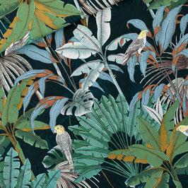Gabardine Jungle Green Gables