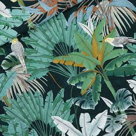 Viscose Jungle Green Gables