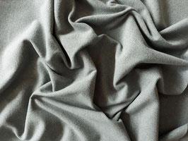 Jersey Tout doux Bleu grisé chiné