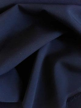 Tissu infroissable Bleu marine
