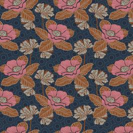 Coton Oriental Flowers