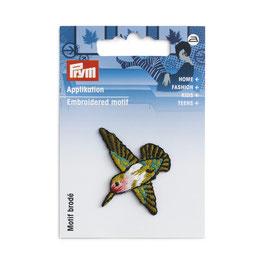 Appliqué colibri