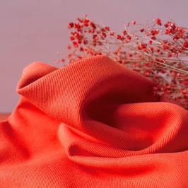 Gabardine Tangerine Atelier Brunette