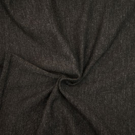 Jersey de viscose Gris anthracite