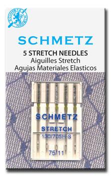 Aiguilles machine Stretch
