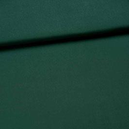 Satin de coton Faye - Vert sapin