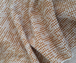 Jersey maille ocre