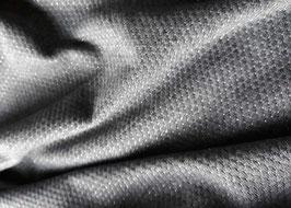 Jersey avec fil doré - Gris foncé