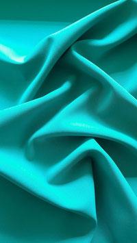 Twill vert émeraude - Coupon de 75 cm