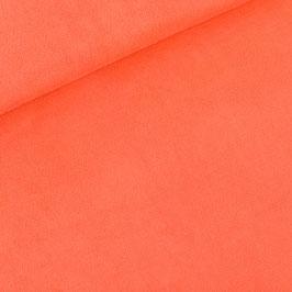 Tissu éponge Persimmon Orange