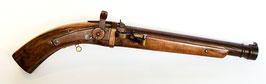 Japanische Luntenpistole (Nussbaum)