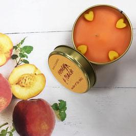 Honey & Peach