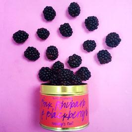 Pink Rhubarb & Blackberry